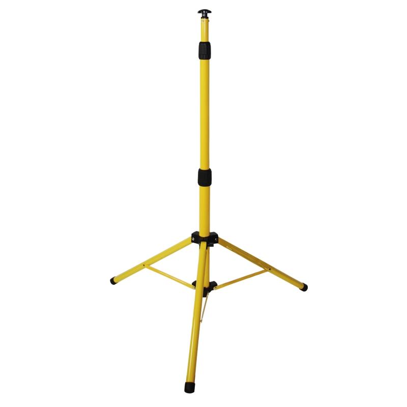 Fabulous Stativ für LED Fluter bis 50W, 65-150cm / Ständer für Bau-Strahler ML06