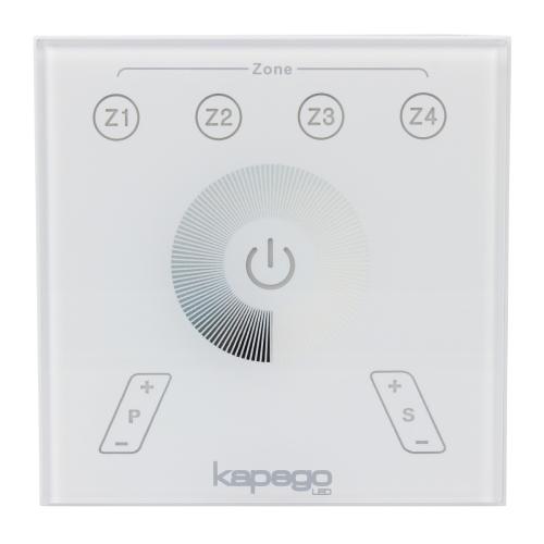 Kapego Funk touch Wand-Panel Bedienfeld RF single